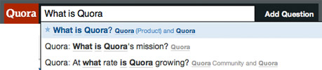 What is Quora?