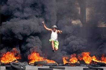 Reuters, las 40 fotografías del año 2005